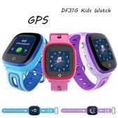 Đồng hồ định vị nghe gọi 2 chiều DF31G chống nước có camera